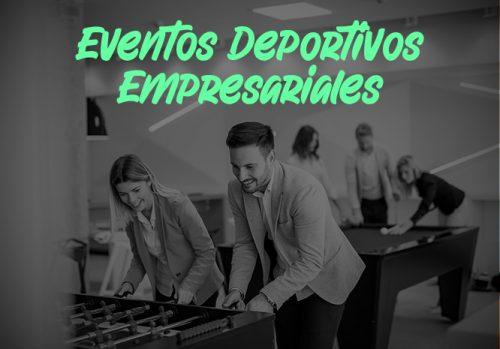 EVENTOS DEPORTIVOS EMPRESARIALES